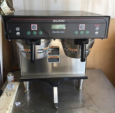 Bunn ICB Twin Infusion Coffee Brewer with faucet 37600.0112