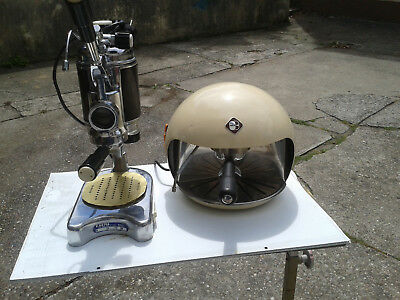 Cremabar Espresso Machine for collectors Faema Portafilter ! Vespa 80s Style