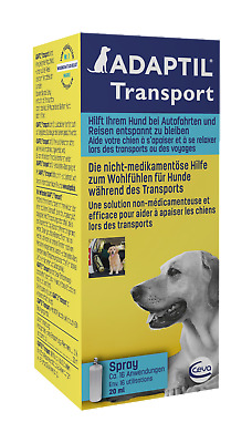 ADAPTIL® Transport Spray 20 ml für Hunde (74,95€/100ml)