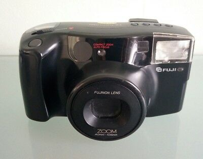 Fuji FZ-2000 Zoom Vintage Compact Automatic Retro 35mm Film Camera- Spares/Parts