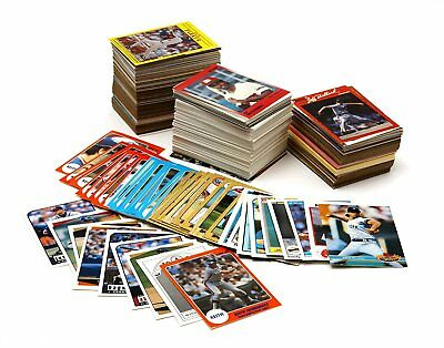 550 Card Baseball COLLECTIBLE Set 1950s 1960s 1970s over 50 Year w/Storage Box