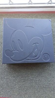 Disney Store Mickey Mouse Memories Pin collector book/album - No Pin!