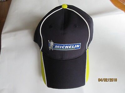 Michelin Hat New with stitched logo Blue