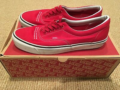 944c67fb54 UNDERCOVER X VANS Red Size 11 Supreme Jerry Lorenzo Limited -  139.99