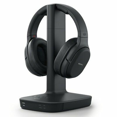 Sony WH-L600/B Digital Surround Wireless Headphones - (Black)