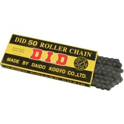 DID Standard 530 Chain 116 Links Natural for Street Motorcycle