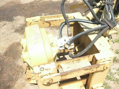 Vibratory plow Cable plow attachment Trencher