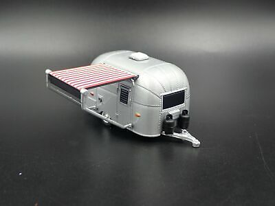 1961 '61 AIRSTREAM Bambi Travel Trailer Hitched Homes Greenlight
