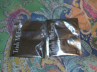 Trish McEvoy Instant Solutions Triangle of Light Eye Mask . 07 oz./ 2.07 ml NEW