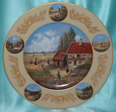 Vintage Christian Luckel Germany 1989 ~ Bradford Bradex Plate Estate Collectable