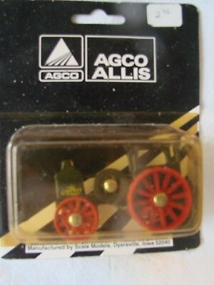 AGCO ALLIS  1919 RUMELY  1/64 scale
