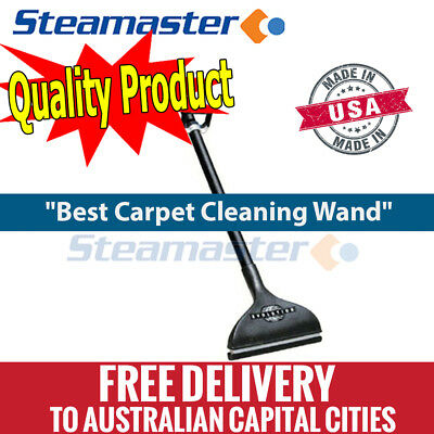 "Portable steamvac carpet cleaner cleaning equipment 1.5""x13"" Evolution Wand Hose"