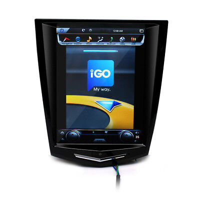 10.4'' Vertical Screen GPS Navigation HD for 2014 CADILLAC SRX LUXURY COLLECTION