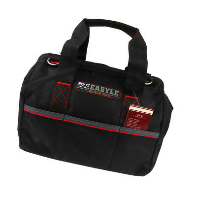 14 Inch Electrician Tool Bag Storage Organizer Durable and Lightweight