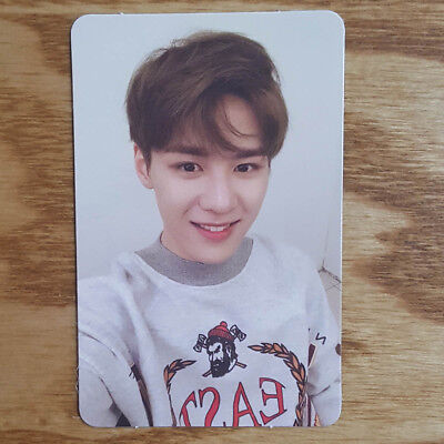 Kun NCT 2018 Empathy Official Photocard Kpop Genuine