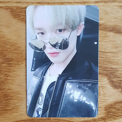 Chenle NCT 2018 Empathy Official Photocard Kpop Genuine