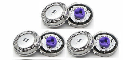 Replacement Shaver Heads Norelco Philips HQ8 AT750 AT751 AT890 AT891 HQ7120
