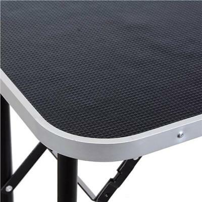 36Inch Portable Table Large Fold-able Pet Grooming Dog Cat Trimming Steel Table