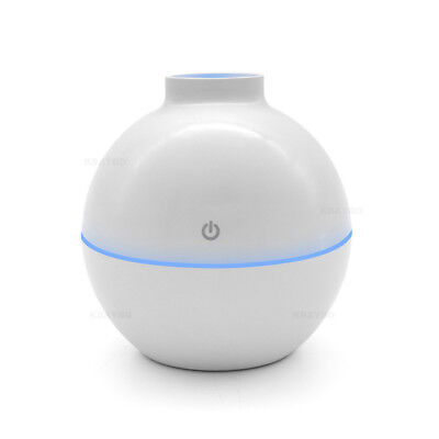 Diffuser Aroma Essential Oil Humidifier Ultrasonic Air Aromatherapy Purifier Led