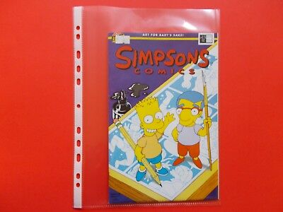 ## Simpsons Comics #13 - Jan 1996 - Simpson's - Bongo Comic - Bart