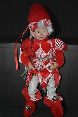 Christmas Elf Doll 44cm