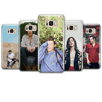 Harry Styles Musician celebrity gel/plastic phone case cover for samsung
