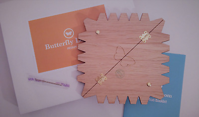 Butterfly Loom - Medium size hand weaving loom