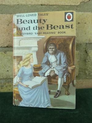 Vintage Ladybird book well loved tales Beauty and the Beast series 606D price 24