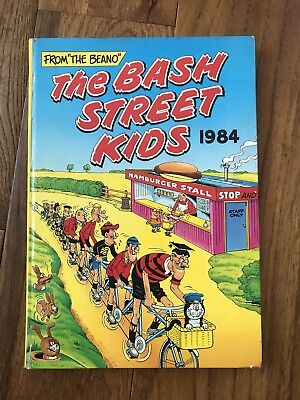 bash street kids annual 1984