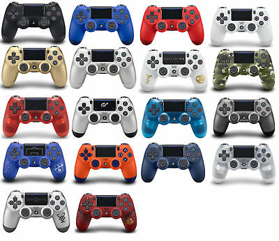 Official Sony Ps4 Dualshock 4 Wireless Controller - New & Sealed - All Colors Uk