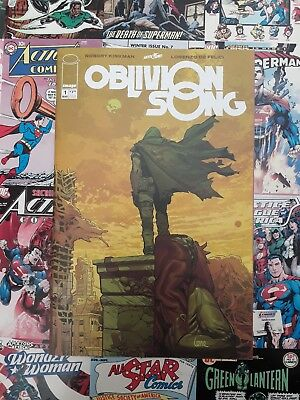 OBLIVION SONG BY KIRKMAN & DE FELICI #1 new bagged and boarded. image comics