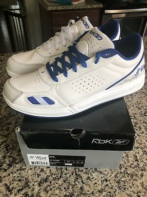 REEBOK G UNIT G6 III why royal US Shoe Size 11 SIGNED BY 50 CENT ... f98274ee7