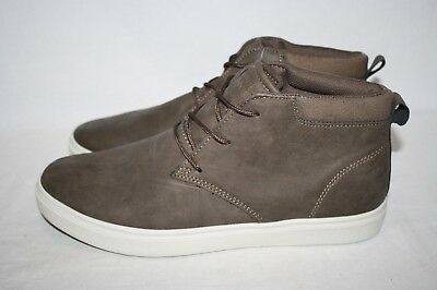 f01f381ad34 Mens Perry Ellis Portfolio Brown Chucker High Top Shoes - See Listing (2988)