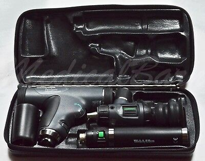 WELCH ALLYN 3.5v DIAGNOSTIC PANOPTIC SET - 97800-MS - OTOSCOPE / OPHTHALMOSCOPE