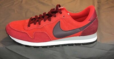 NIKE AIR PEGASUS 83 LTR Size 10 2014 All Suede Upper