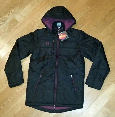 edfd416c NEW UNDER ARMOUR UA Storm Sportstyle Wave Windbreaker Hooded Jacket ...