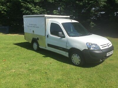 """Citroen Berlingo Jiffy Truck """"SOLD AS A PROJECT"""" check this out it's a bargain"""