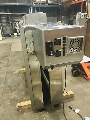Xlt 3255 Little Caesar's Conveyor Pizza Oven- Triple Stack- Natural Gas