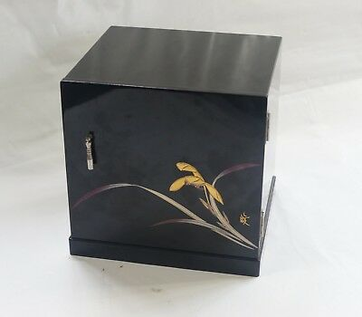Lacquered Wood Box