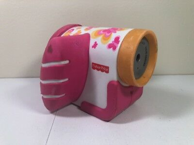 Fisher-Price Pink Kid-Tough Video Camera