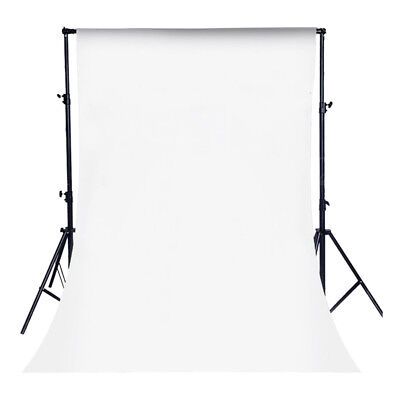 5x7FT Vinyl Photography Backdrop Photo Background, Smooth White I5D5