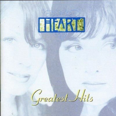 Heart Greatest Hits Remastered Cd New