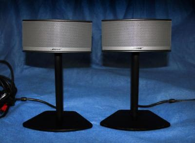 Pair of Bose Speakers for a Bose Companion 5 Multimedia Computer Audio System