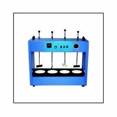 Flocculation Jar Test Apparatus 4 Spindle thermostatic Lab & Life Science