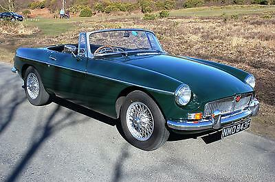 MGB Roadster With Heritage Shell 1967