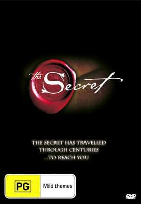 The Secret DVD New and Sealed Australian Release