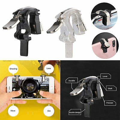 V3.0 S4 Gaming Trigger Fire Button Key L1R1 Shooter Controller PUBG For iphone