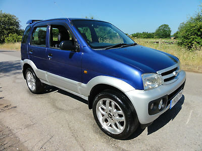 ***lovely 1 Lady Owner 06 Plate Daihatsu Terios 1.3 Sport 4Wd Estate***