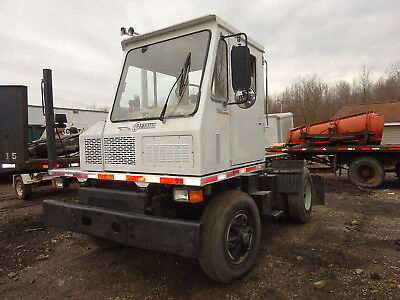 Ottawa YT30 Yard Spotter Truck Goat 5th Wheel RUNS MINT CAT DIESEL YT-30 Jockey