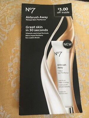 Airbrush Away Tinted Skin Perfector by no7 #9